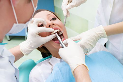 teeth cleaning and fillings in Edmonton